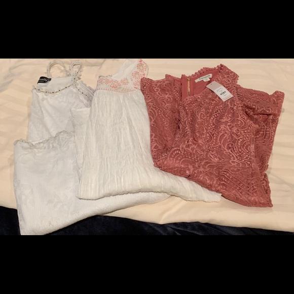 Francesca's Collections Dresses & Skirts - Bundle Sale: 3 spring/summer dresses